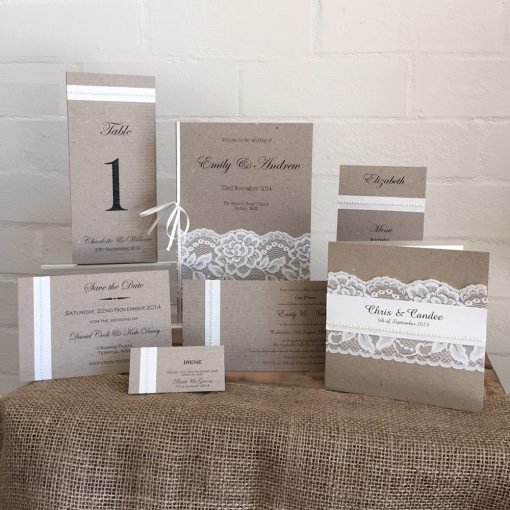 Antique Chic - Natural Collection
