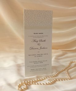 Fine Romance DL Invitation 3