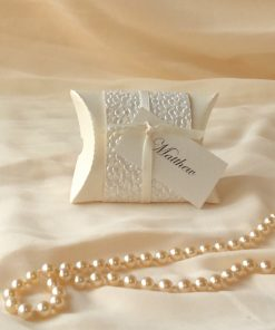 Fine Romance Pillow Box