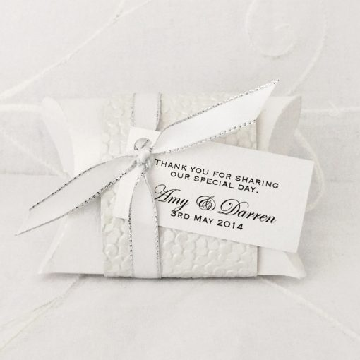 Grand Affair Pillow Box 1