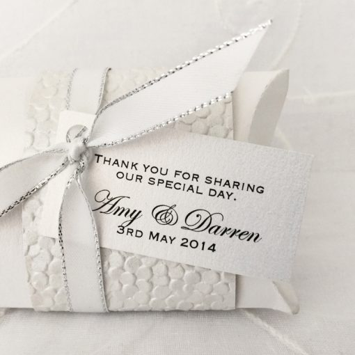 Grand Affair Pillow Box 2