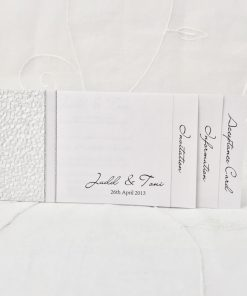 Grand Affair DL Booklet - no diamante