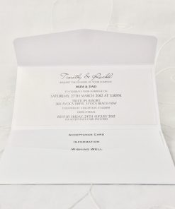 Grand Affair DL Pouch Invitation 2
