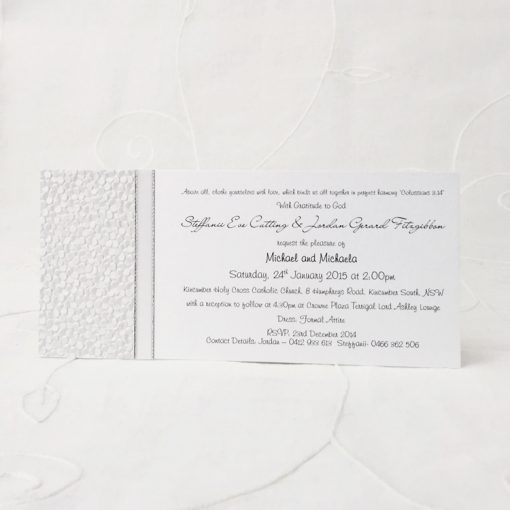 Grand Affair DL Invitation