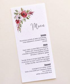 Blush & Bashful DL Menu