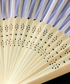 Bomboniere Favour Fan