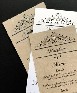 Divine Inspiration Menus