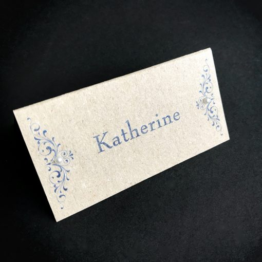 Divine Inspiration Place Card