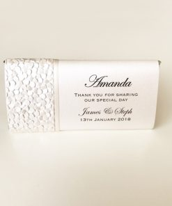Chocolate Bar Place Card