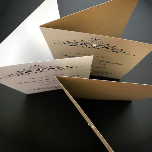Divine Inspiration Order of Service Covers