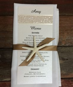 Menu/Place Cards